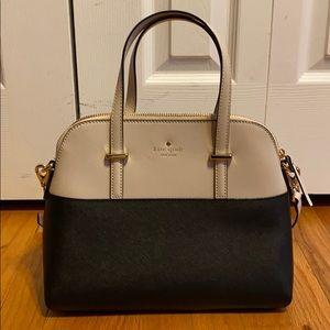 kate spare maise satchel handbag